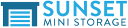 Sunset Mini Storage logo